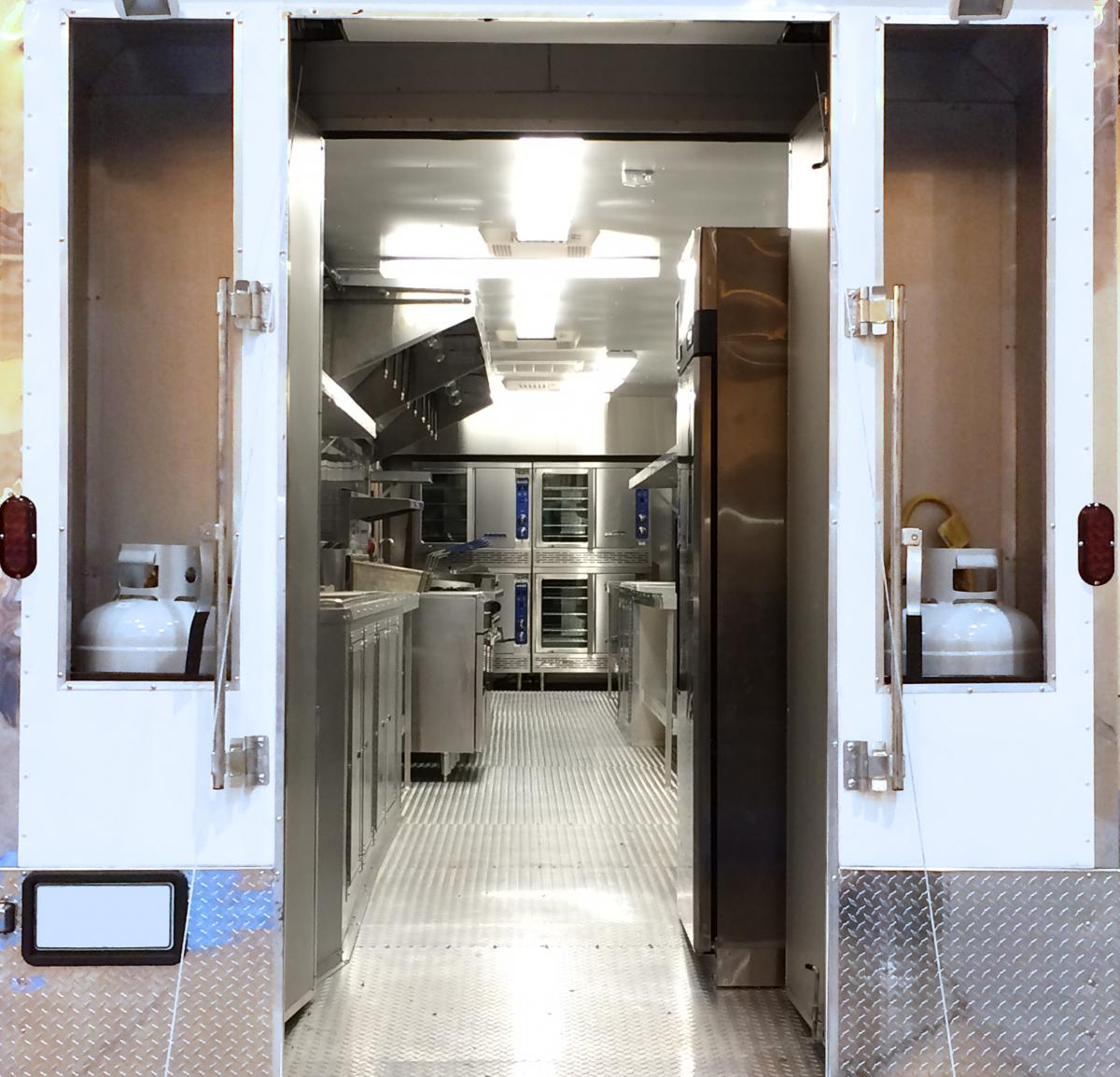 Temporary Kitchen, Mobile Kitchens, Kitchen Trailers