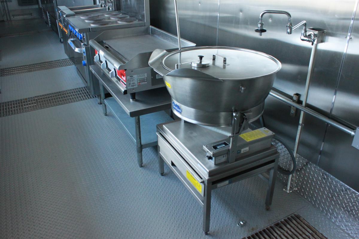 Temporary Kitchen, Mobile Kitchens, Kitchen Trailers | Kitchen Corps
