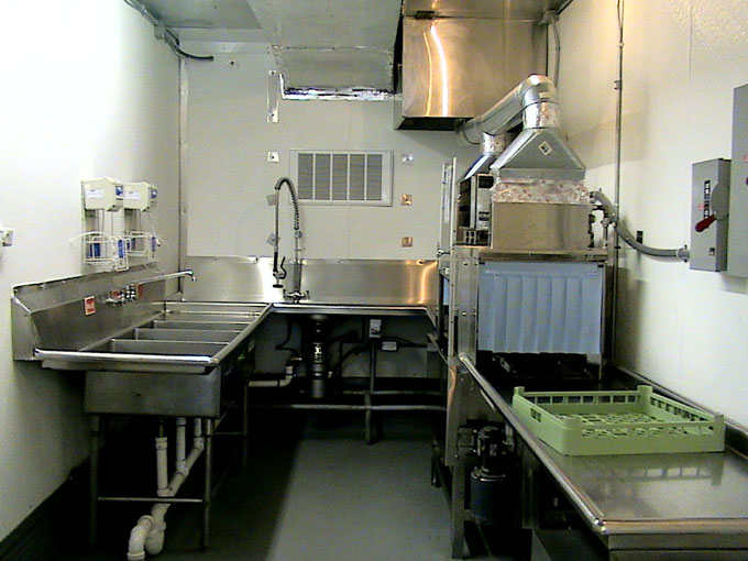 Temporary Kitchen Mobile Kitchens Kitchen Trailers