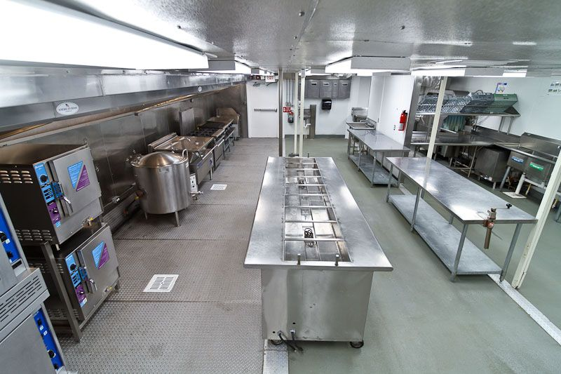 Commercial Kitchens In Alabama