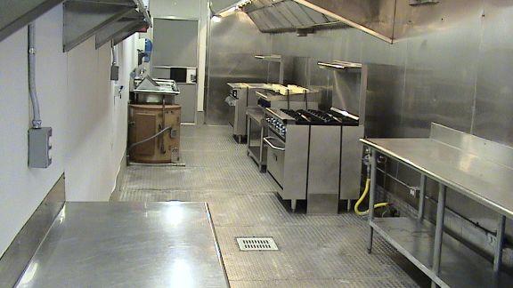 Temporary Kitchen Facilities