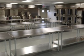 Kitchen Facilities Gallery 7